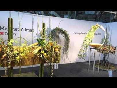 Fleurop Interflora World Cup 2015 Berlin | artesaniaflorae | Scoop.it