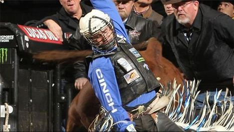 Professional Bull Riders - Proctor grabs lead after Round 1 | Rodeo | Scoop.it