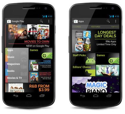 Google actualiza las descargas delta en la Play Store para ahorrarte unos bits | Tecnología 2015 | Scoop.it