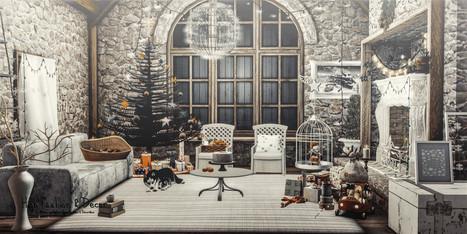 HighFashion&Decor: �POST� #391 | Serenity Style | Di'Cor | The Artist Shed | Cosmopolitan | SaNaRae | Raindale | LAGOM | 亗 Second Life Home & Decor 亗 | Scoop.it