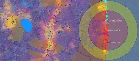 WorldMap - Crea y comparte tus mapas geográficos | Educacion, ecologia y TIC | Scoop.it