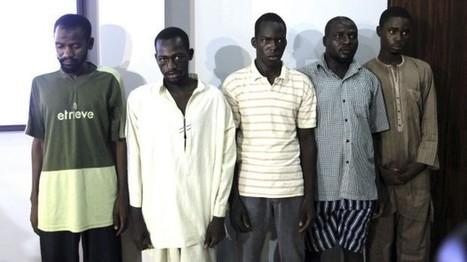Nigeria: Policía detiene a 5 miembros del Boko Haram | Espectro peruano | Scoop.it