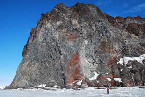 LASI V: Fire and Ice-- Antarctic Glaciovolcanism Provides Clues to Past Climate - Georneys - AGU Blogosphere   Politics & Science   Scoop.it