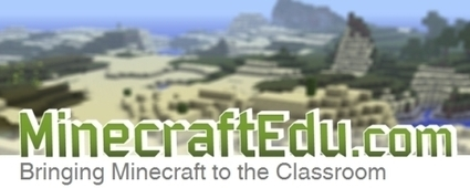 New World Notes: Minecraft Used as an Education Tool by 300 Schools | Games for learning | Scoop.it
