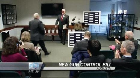 New state legislation to adress gun control issue in Maine | The Right to Bear Arms, or Not? | Scoop.it
