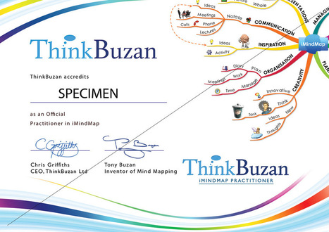 ThinkBuzan - Certifying Practitioners | Mindmappen | Scoop.it