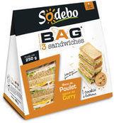 Après la salade, Sodebo réinvente le sandwich | Sandwiches | Scoop.it