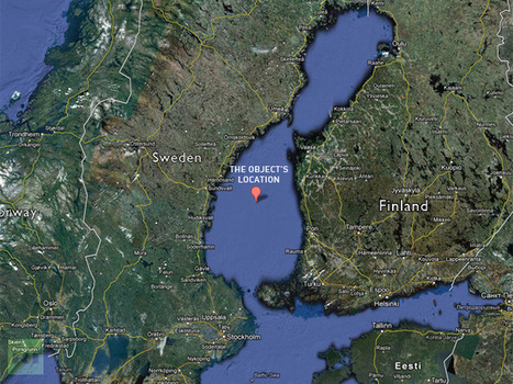 BALTIC 'UFO': NEW DIVE, NEW DETAILS - Lajme 24 | Science, Space, and news from 'out there' | Scoop.it