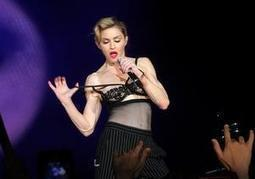 Madonna on fire: pop queen proves sex sells in Middle East - Al-Bawaba | Sex Marketing | Scoop.it