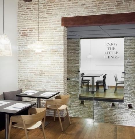 Décoration d'un restaurant avec un style scandinave   Décoration: hôtels & restaurants   Scoop.it