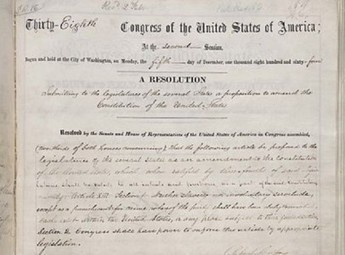 The case of the missing 13th amendment to - Constitution Daily ... | 13th amendment | Scoop.it