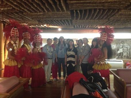7 Tours opérateurs chinois participent à un voyage de familiarisation à Tahiti et ses îles | French Polynesia | Scoop.it