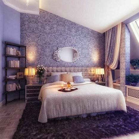 IcreativeD: 10 Highly Luxurious Bedroom Designs | Bedroom Wallpaper | Scoop.it