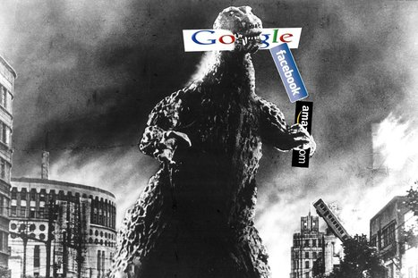 How a Few Monster Tech Firms are Taking Over Everything from Media to Space ... - Daily Beast   NetEconomics   Scoop.it