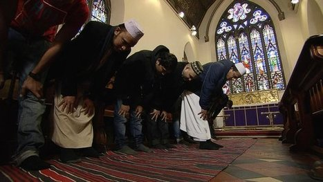 Christian Church opens doors to Muslims   Activism, society and multiculturalism   Scoop.it