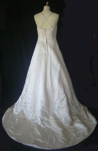 Annonce : Robe de mariée Pronuptia Sandra originale occasion pas cher - Languedoc Roussillon - Hérault - Occasion du mariage | la mode | Scoop.it