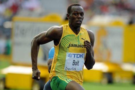 Usain Bolt @ London 2012 | Bolt and London 2012 | Scoop.it