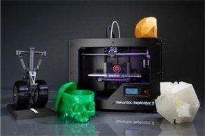 Imprimante 3D : chiffres d'affaires, nombre de ventes... | Actu de la Réalité Augmentée et de l'impression 3D | Scoop.it