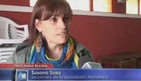 TV2 Noticias Ushuaia | Tierra del Fuego - Videos: PROGRAMA REJUMA | Asociación Manekenk | Scoop.it