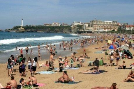 Les plages de Biarritz plébiscitées par les internautes | Veille E-tourisme | Scoop.it