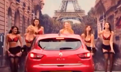 Renault's sexist advert drives me absolutely mad | IB Lang Lit | Scoop.it