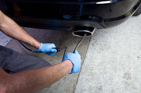 Contrôle technique : vous allez devoir passer un test anti-pollution renforcé - LesFurets.com | Assurance temporaire auto | Scoop.it