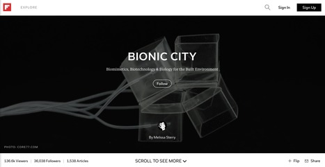 Bionic City magazine, Mar 2016 | Bionic City | Scoop.it