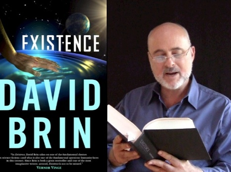David Brin: Interviews, speeches and rants -- on YouTube | Interviews with David Brin: Video and Audio | Scoop.it