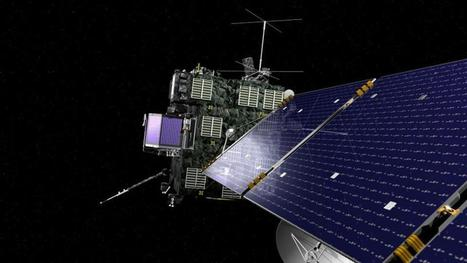Sleeping spacecraft Rosetta to awaken for comet chase | CLOVER ENTERPRISES ''THE ENTERTAINMENT OF CHOICE'' | Scoop.it
