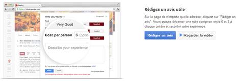 Google va supprimer les faux avis des pages locales Google+ | Web Marketing Magazine | Scoop.it
