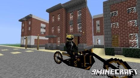 Steam Bikes Mod1.7.10  | Minecraft 1.7.10/1.7.9/1.7.2 | Minecraft 1.6.4 Mods | Scoop.it