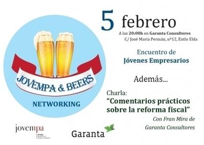 Jovempa&Beers con Garanta Consultores | Actividad Jovempa Vinalopó | Scoop.it