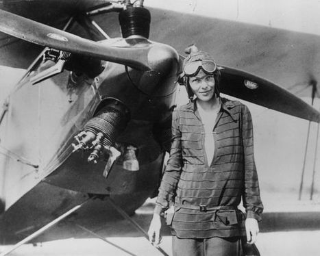 Mystery Deepens Over Bones Linked to Amelia Earhart | History in the News | Scoop.it