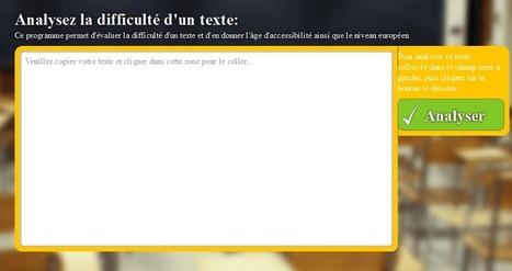 L'application doxilog, un outil pour apprendre le français | Langues, TICE & pédagogie | Scoop.it