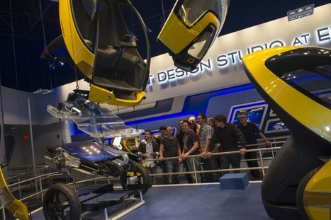Walt Disney Imagineers Share Tips on Designing Cars at Test Track at Epcot   #Technology   Scoop.it