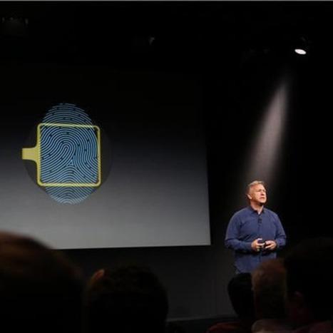 iPhone 5S Fingerprint Sensor Replaces Your Lock Screen Code | Webdesign | Scoop.it
