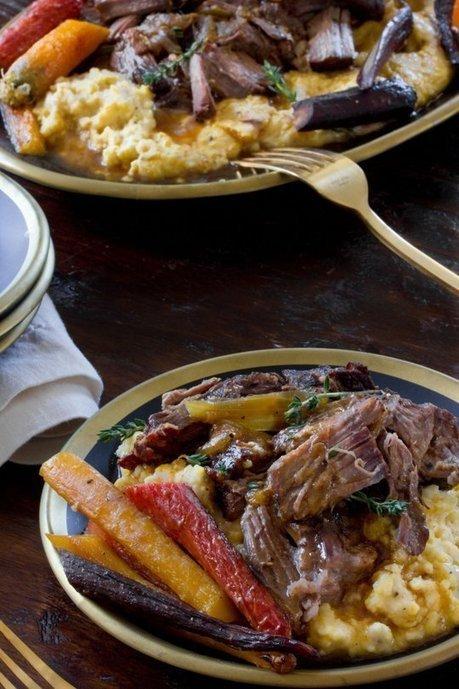 Savory Maple and Dijon Pot Roast | MakeYourRecipes | Recipes | Scoop.it