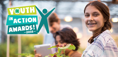 Deadline Extended to Win Up to $15K through 4-H Youth in Action! - Growing Alabama | CALS in the News | Scoop.it
