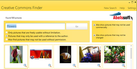 CCFinder: A Creative Commons Photo Search Program for Windows - PetaPixel | Copyright & Consent | Scoop.it