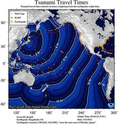 Japan Earthquake & Tsunami of 2011: Facts and Information | Geography | Scoop.it