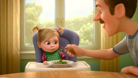 Why Pixar Remade Certain Scenes for Foreign Viewers in Inside Out | Cultural Geography | Scoop.it