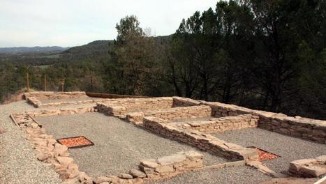 El asentamiento romano de Puig Ciutat en Oristà, convertido en un museo al aire libre | LVDVS CHIRONIS 3.0 | Scoop.it
