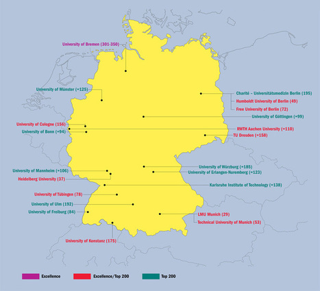 Germany: an alternative route to excellence | AcademicTraining | Scoop.it