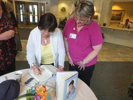 Debbie Macomber speaks at St. Andrews Village | Dyslexia Undaunted® (Dyslexia DiaBlogue®) | Scoop.it