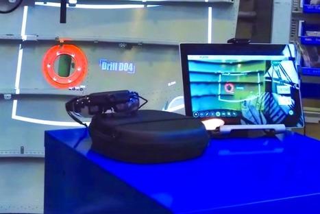 Safran entre au capital du spécialiste de la réalité augmentée Diota - Aéronautique   Electronique   Scoop.it