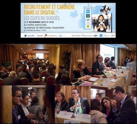Conférence Club Digital : Recrutement et Clés du succès dans le digital | IT | Scoop.it