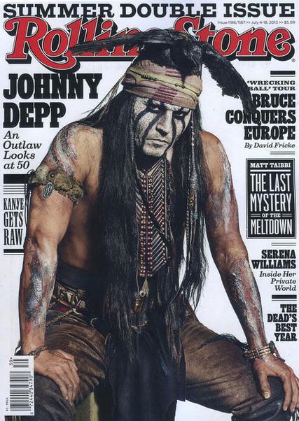 Johnny Depp paljastaa harvinaislaatuisessa haastattelussa: Olen puolisokea | Johnny Depp | Scoop.it