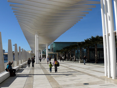 New markets for Malaga's new port area - Muelle uno | Cruises Tourism in Malaga | Scoop.it