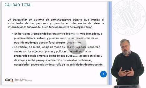DEL MARTES 22 AL SÁBADO 26 DE MAYO... DESDE LA UNIVERSIDAD POLITÉCNICA DE VALENCIA, ESPAÑA, EL DOCTOR ANDRÉS CARRIÓN EN CÚCUTA...GESTIÒN DE LA CALIDAD(blog UDES) | BLOGOSFERA DE EDUCACIÓN SUPERIOR Y POSTGRADOS | Scoop.it