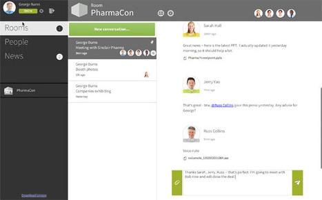 Unison. Creer des espaces de travail collaboratifs. | SocialMediaDesign | Scoop.it